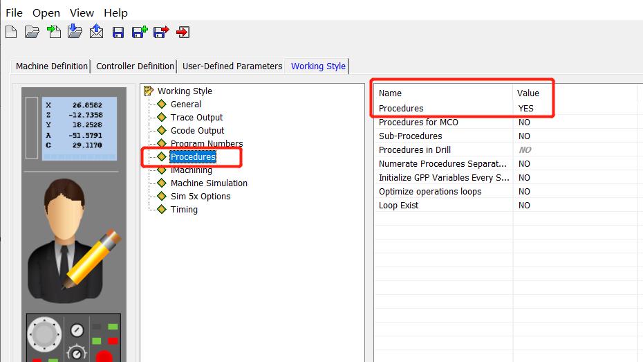 从零开始创建后置处理_6(如何创建子程序语句Part_1)